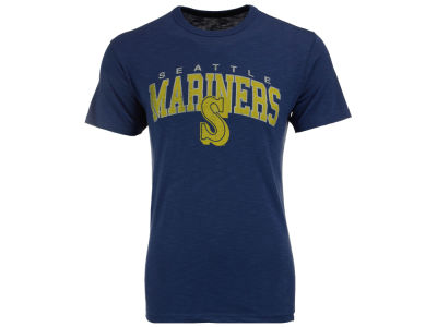 Seattle Mariners '47 MLB Men's Scrum Coop Logo T-Shirt