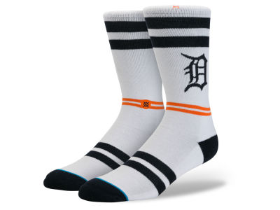 Detroit Tigers MLB Diamond Collection Socks