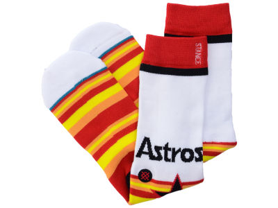 Houston Astros Stance MLB Retro Collection Socks