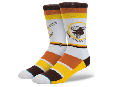 San Diego Padres MLB Retro Collection Socks