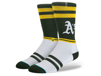 Oakland Athletics MLB Diamond Collection Socks