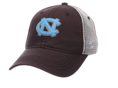 North Carolina Tar Heels Zephyr NCAA Smokescreen Adjustable Cap