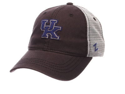 Kentucky Wildcats Zephyr NCAA Smokescreen Adjustable Cap