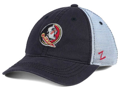 Florida State Seminoles Zephyr NCAA Smokescreen Adjustable Cap