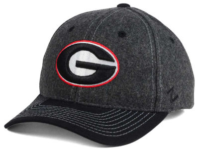 Georgia Bulldogs Zephyr NCAA Anchorage Adjustable Cap