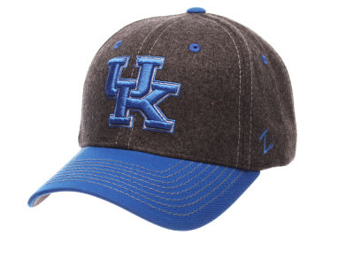 Kentucky Wildcats Zephyr NCAA Anchorage Adjustable Cap