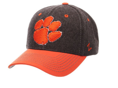 Clemson Tigers Zephyr NCAA Anchorage Adjustable Cap