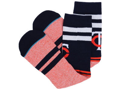 Minnesota Twins MLB Diamond Collection Socks