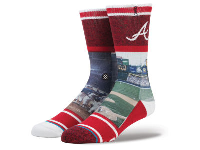 Atlanta Braves Stance Stadium Series Socks