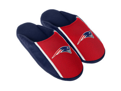 New England Patriots Jersey Youth Slide Slippers