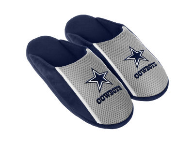Dallas Cowboys Jersey Youth Slide Slippers