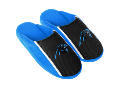 Carolina Panthers Jersey Youth Slide Slippers