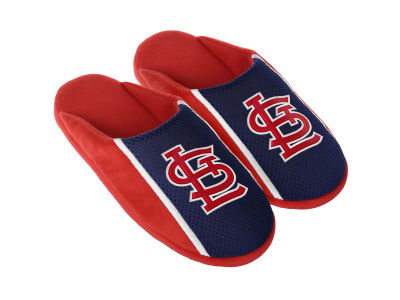 St. Louis Cardinals Jersey Youth Slide Slippers