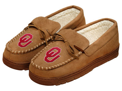 Oklahoma Sooners Forever Collectibles Moccasin Slipper