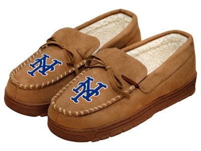 New York Mets Forever Collectibles Moccasin Slipper