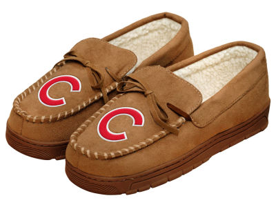 Chicago Cubs Moccasin Slipper