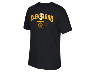 Cleveland Cavaliers adidas NBA Men's Clev3land T-Shirt
