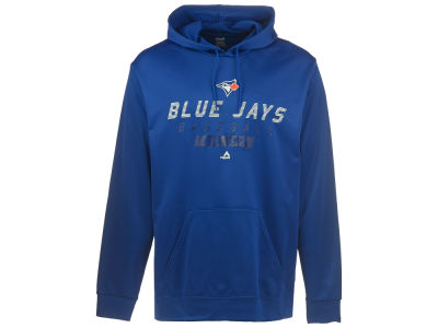 Toronto Blue Jays Majestic MLB Men's Know Tomorrow Hoodie