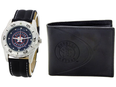 Houston Astros Watch and Wallet Set