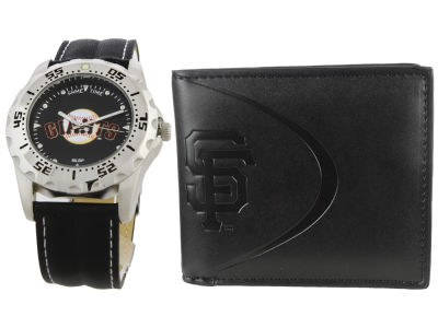 San Francisco Giants Watch and Wallet Set