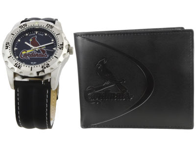 St. Louis Cardinals Watch and Wallet Set