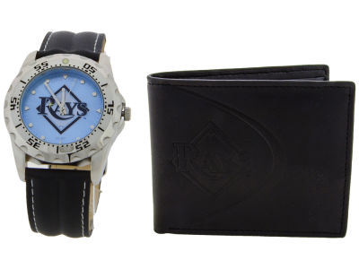 Tampa Bay Rays Watch and Wallet Set