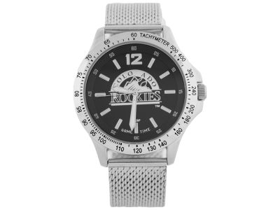 Colorado Rockies Cage Series Watch