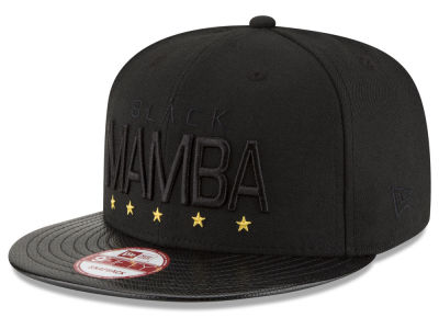 Los Angeles Lakers New Era NBA Kobe Collection 9FIFTY Snapback Cap