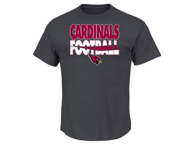 Arizona Cardinals NFL Men's Cover 3 Triple Peak T-Shirt