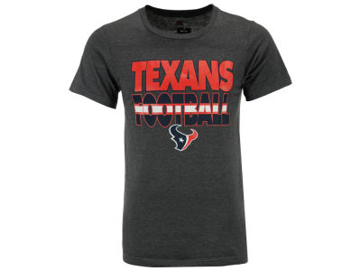 Houston Texans NFL Men's Cover 3 Triple Peak T-Shirt
