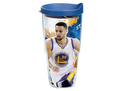 Golden State Warriors Stephen Curry 24oz Player Wrap Tumbler