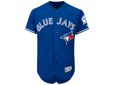 Toronto Blue Jays MLB Men's Cool Base 40th Anniversary Replica Jersey