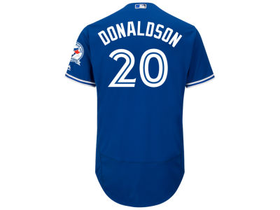 Toronto Blue Jays Josh Donaldson MLB Men's Player Replica 40th Anniversary Cool Base Jersey