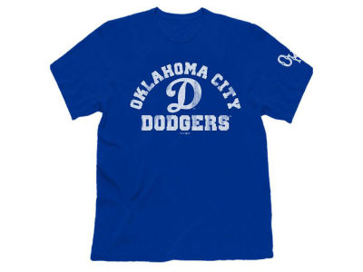 Oklahoma City Dodgers MiLB Men's Victory Double T-Shirt
