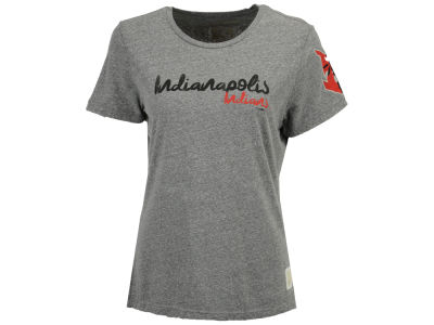 Indianapolis Indians MiLB Women's Streaky Tri-Blend T-Shirt
