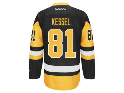 Pittsburgh Penguins Phil Kessel  Reebok NHL Premier Player Jersey