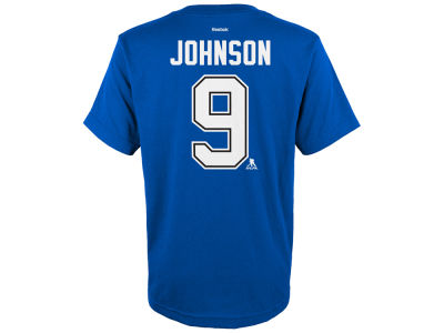 Tampa Bay Lightning Tyler Johnson NHL Kids Player T-Shirt
