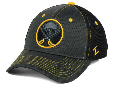Buffalo Sabres Zephyr NHL Blacklight Flex Cap