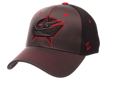 Columbus Blue Jackets Zephyr NHL Blacklight Flex Hat