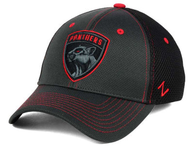 Florida Panthers Zephyr NHL Blacklight Flex Hat