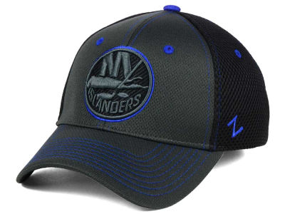 New York Islanders Zephyr NHL Blacklight Flex Hat