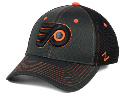 Philadelphia Flyers Zephyr NHL Blacklight Flex Cap