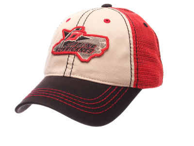 Carolina Hurricanes Zephyr NHL Roader Mesh Cap