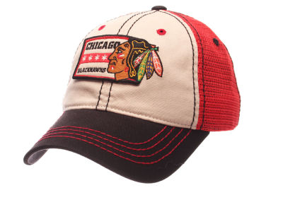 Chicago Blackhawks Zephyr NHL Roader Mesh Cap