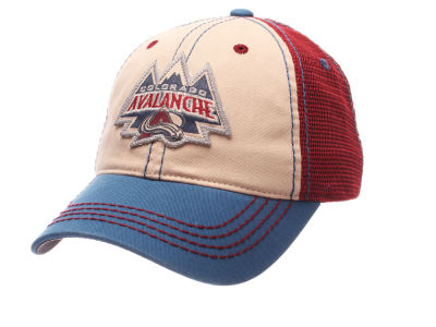 Colorado Avalanche Zephyr NHL Roader Mesh Cap