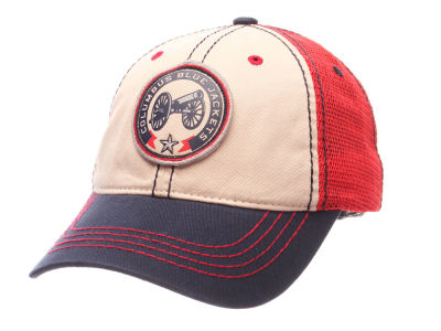 Columbus Blue Jackets Zephyr NHL Roader Mesh Cap