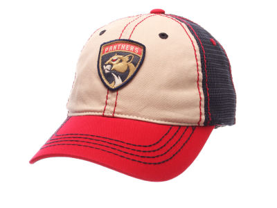 Florida Panthers Zephyr NHL Roader Mesh Cap