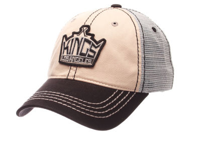 Los Angeles Kings Zephyr NHL Roader Mesh Cap
