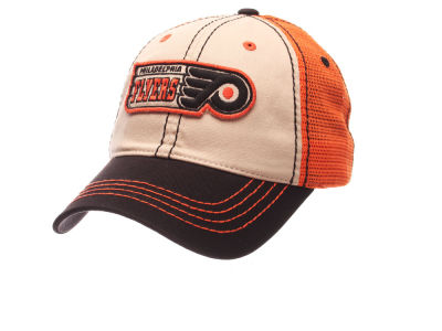 Philadelphia Flyers Zephyr NHL Roader Mesh Cap