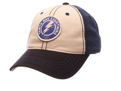 Tampa Bay Lightning Zephyr NHL Roader Mesh Cap